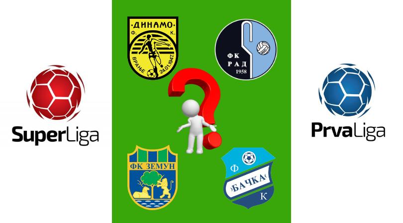 Koje su šanse da Bačka opstane u Super ligi Srbije?