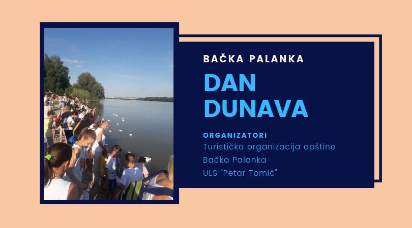 Bačkopalančani odali počast Dunavu
