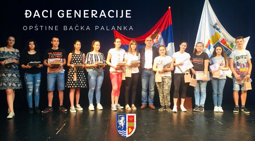 Oni su ponos opštine Bačka Palanka