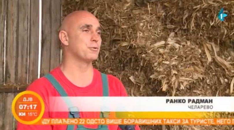 Ljubav prema životinjama pretočio u mini farmu (VIDEO)
