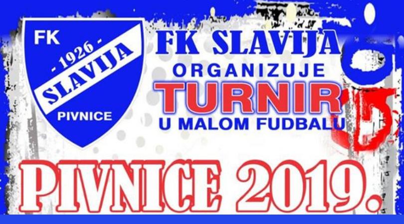 Turnir u malom fudbalu u Pivnicama