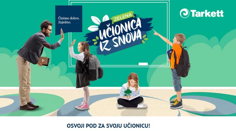 """Nagradni konkurs Tarketta """"Učionica iz snova"""""""