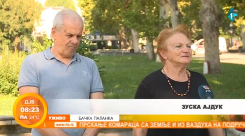"""50 parova iz opštine Bačka Palanka na manifestaciji """"Zlatna svadba"""""""