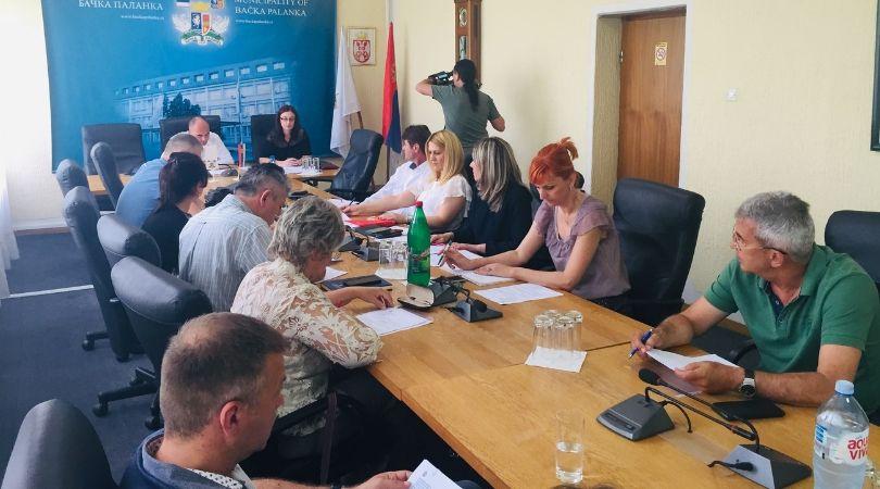 Stvaranje povoljnog poslovnog okruženja u opštini Bačka Palanka