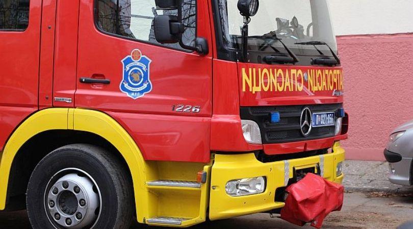 Majka i dete poginuli bežeći od požara