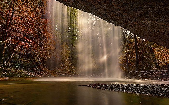 Skriveni vodopadi Fruške gore