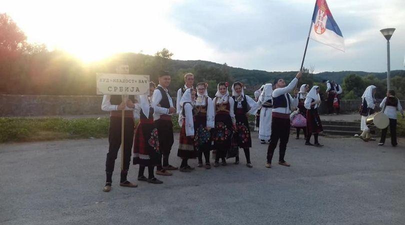 """KUD """"Mladost"""" iz Bača na turneji u Republici Srpskoj"""