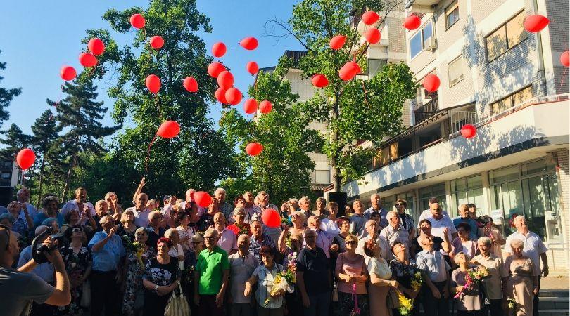 """Početak """"Dunavskog bala"""" u znaku proslave ljubavi"""