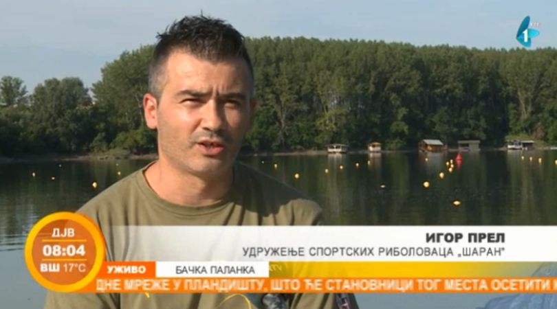 Čari ribolova na Tikvari (VIDEO)