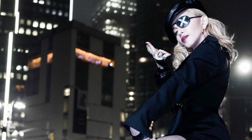 """Madonna predstavila novi spot za pesmu""""Batuka"""""""