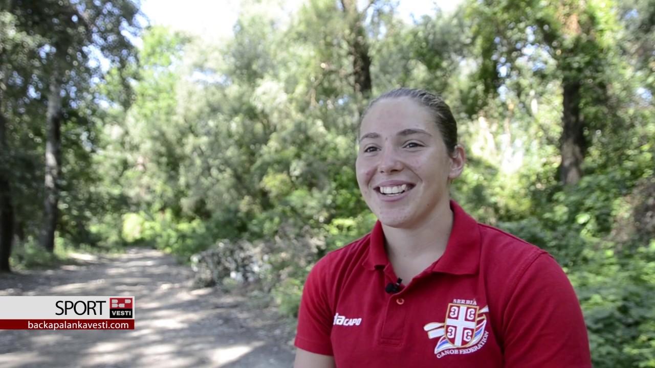 Uspešni mladi sportisti: DUNJA STANOJEV