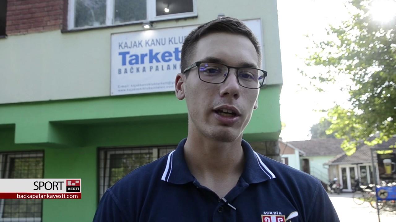 Uspešni mladi sportisti: NIKOLA PERAK