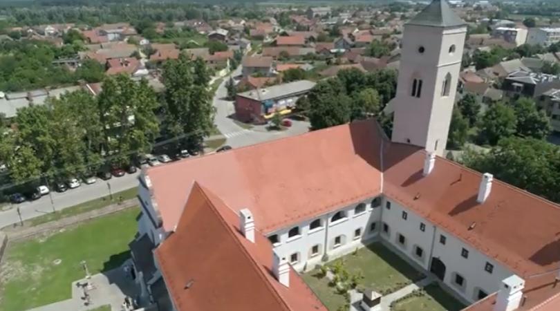 Otvaranje Franjevačkog samostana u Baču (VIDEO)