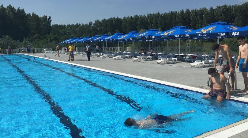 Kad počinje sezona kupanja na bazenu u Bačkoj Palanci?