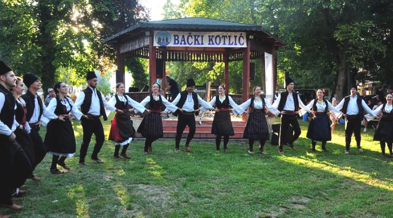 "Održan ""Bački kotlić"""