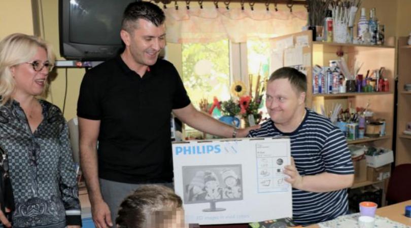 Đorđević u Bačkom Petrovcu: Osobe sa invaliditetom su prioritet