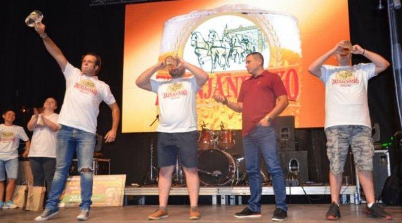 Martin Kajtazi iz Bačke Palanke najbolji u brzom ispijanju piva