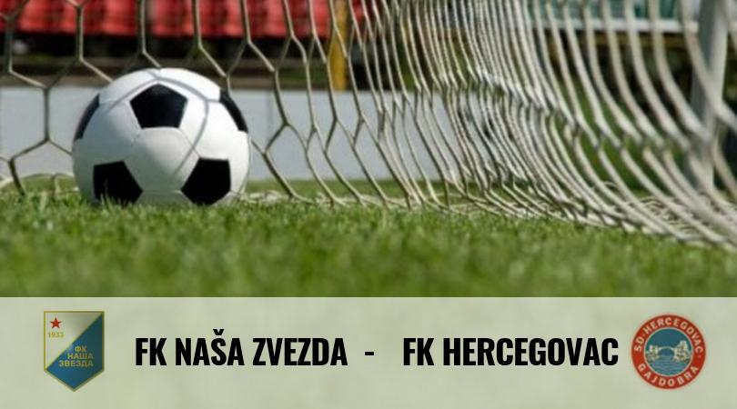 U finalu Kupa OFS Bačka Palanka sastaće se Naša zvezda i Hercegovac