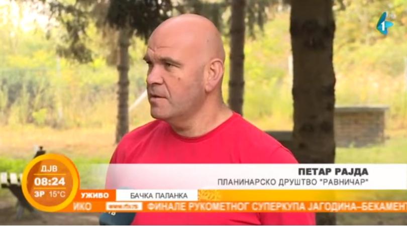 """Dan pešačenja – Srbija 2019."" i u Bačkoj Palanci (VIDEO)"