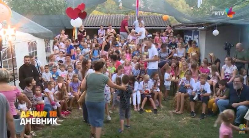 Kulturna dešavanja za najmlađe u Bačkoj Palanci (VIDEO)