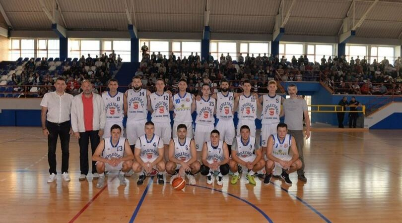 Košarkaši Hercegovca iz Gajdobre novi članovi Druge srpske lige
