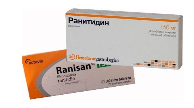 """Povlače se lekovi """"ranisan"""" i """"ranitidin"""""""