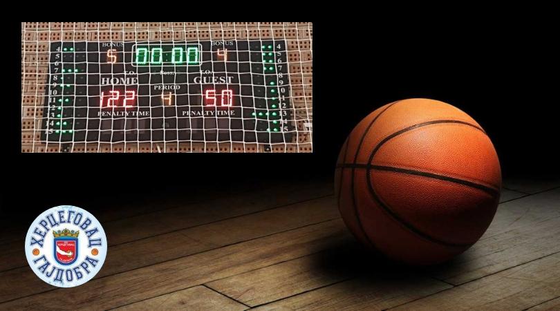 Ubedljiva pobeda košarkaša Hercegovca u Apatinu