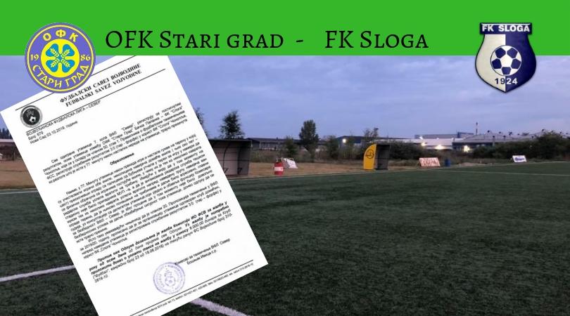 Nakon incidenta FSV presudio protiv Starog grada – 0:3 za goste