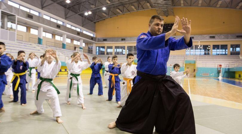 U Bačkoj Palanci uspešno radi aikido klub