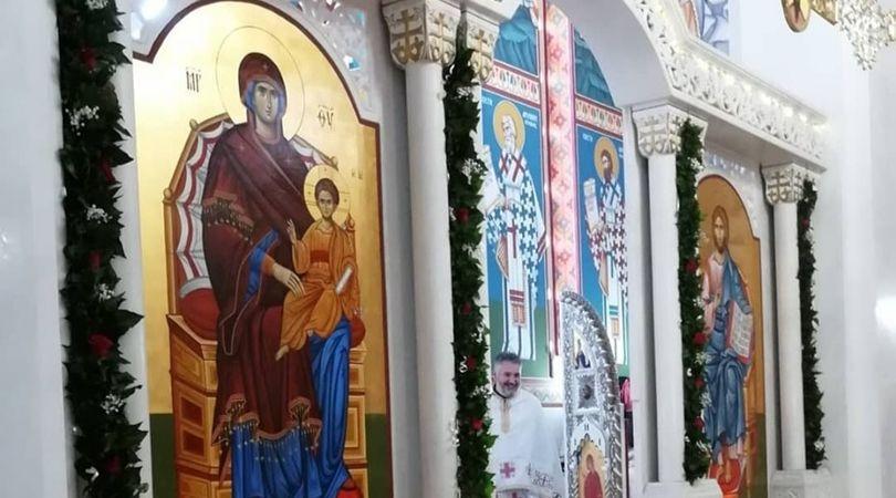Proslavljen praznik Pokrovskog hrama u Bačkoj Palanci
