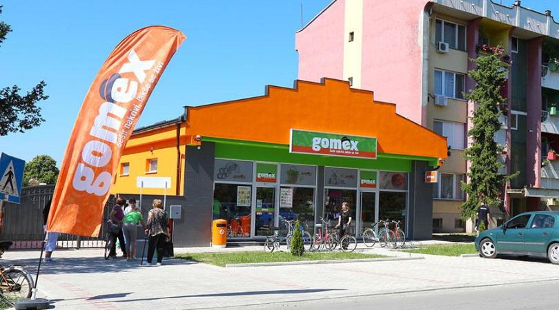 Opljačkan Gomex u Čelarevu