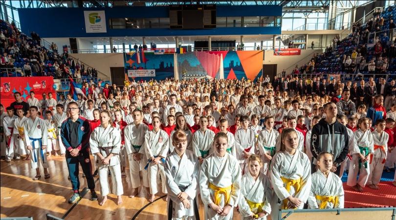 Pregršt medalja za KK Kizami na 6. Zrenjaninskom pobedniku
