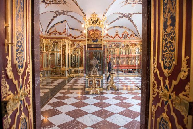 Provala u muzej u Drezdenu najveća pljačka u istoriji (FOTO)
