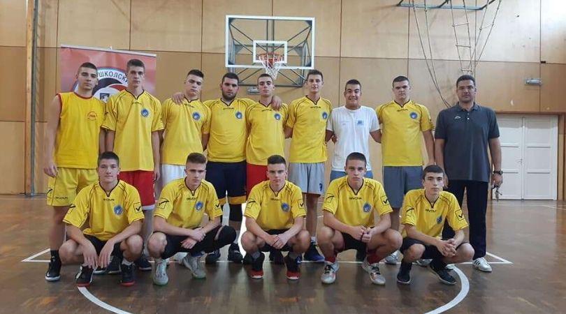 Opštinsko takmičenje u košarci i basketu
