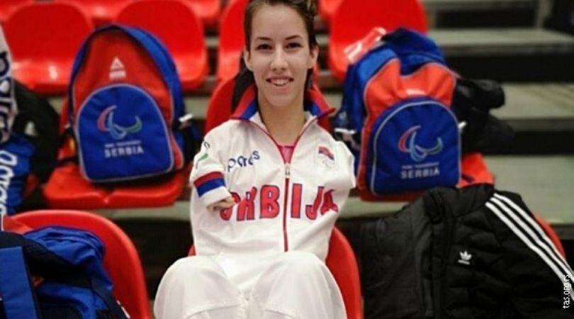 Dejana Bačko osvojila srebro na Evropskom prvenstvu u Bariju