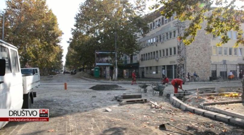 Potpuna obustava saobraćaja u delu ulice Kralja Petra Prvog