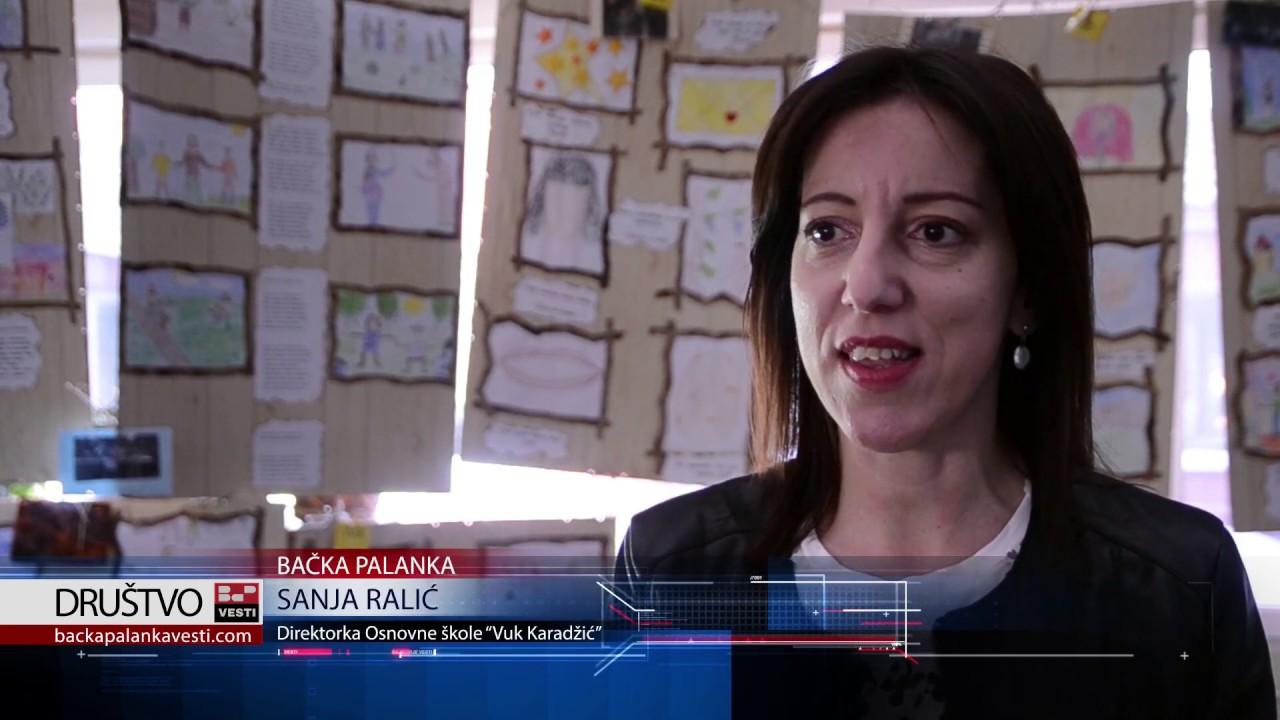 Obeležen Dan Osnovne škole Vuk Karadžić (VIDEO)