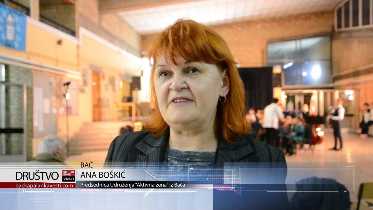 "Manifestacija ""Snažna žena snažno selo"" po prvi put u Baču (VIDEO)"
