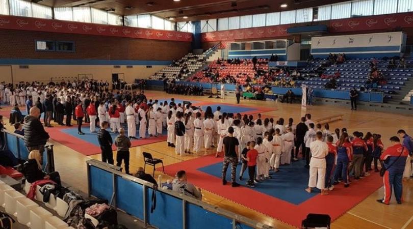 Ganiću zlato na Kupu Srbije za nade, kadete, juniore i seniore