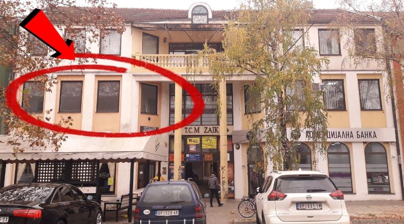 """Na prodaju 3 lokala u TC """"Mozaik"""" u Bačkoj Palanci"""