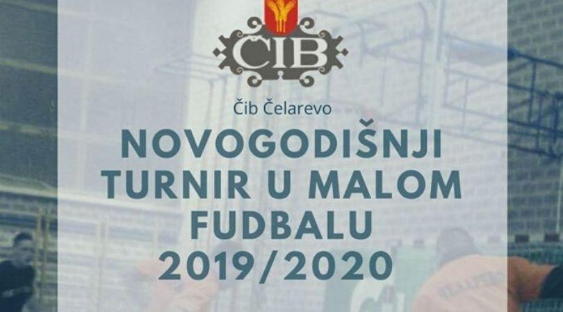 Novogodišnji turnir u malom fudbalu 2019/2020-Čelarevo