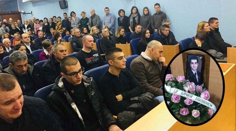 Održana komemoracija Branimiru Kuzmančevu