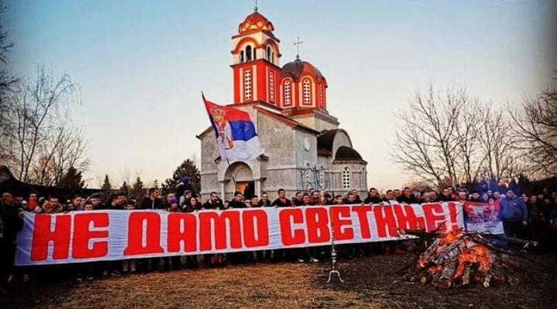 Badnji dan u opštini Bačka Palanka (FOTO)
