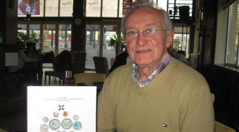 Đorđe Jamušakov iz Bačke Palanke objavio novu knjigu o numizmatici