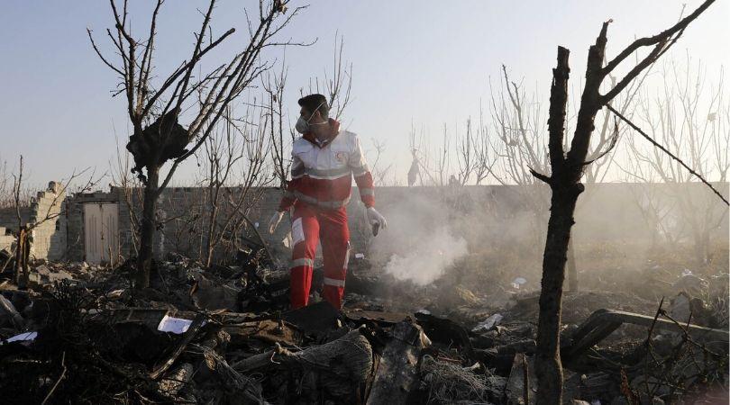 Iranci priznali: Greškom smo oborili ukrajinski avion