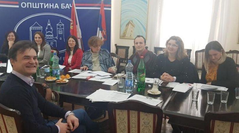Održan sastanak o upravljanju ljudskim resursima u Baču