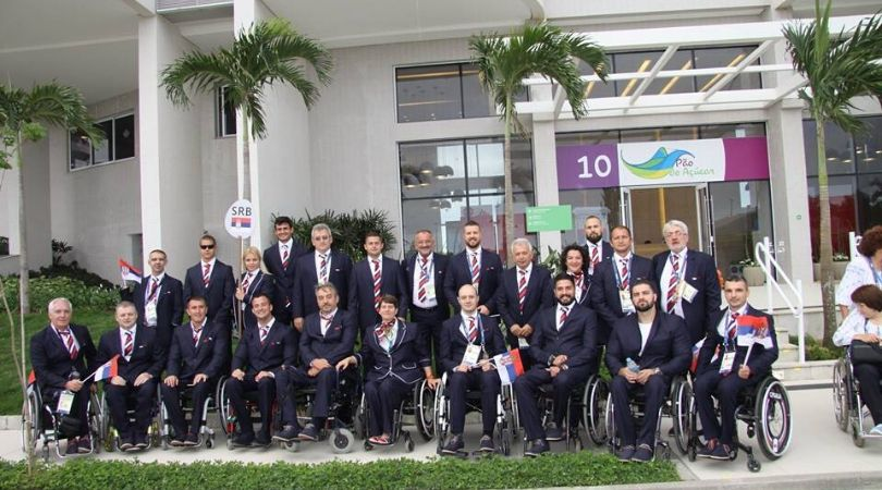 Foto: Paraolimpijski Komitet Srbije