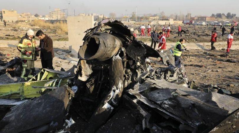 Srušio se ukrajinski putnički avion sa 176 ljudi u Iranu, nema preživelih