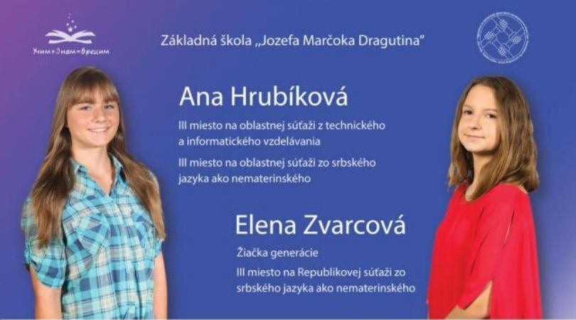 Najbolji na bilbordima: Hrubikova i Zvarecova na ponos Petrovca