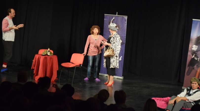 """Odigrana pozorišna predstava """"Sokin i Bosina"""""""